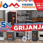 KIPS - VIKEND POPUSTA U DOM-U!!!