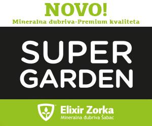 Super Garden Elixir Zorka