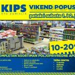KIPS VIKEND POPUSTA poljoprivrede
